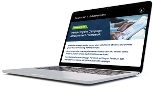 Introducing the Campaign Measurement Framework