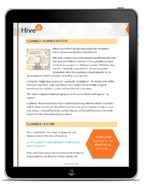energy provider hive9 case study