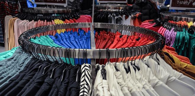 retailer clothing