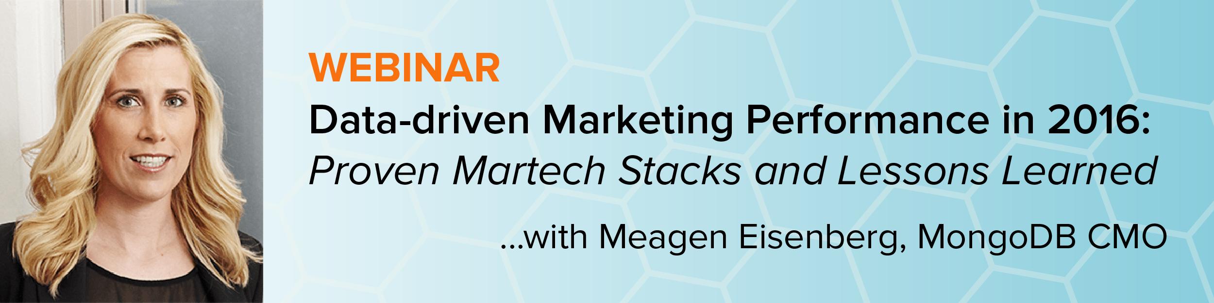 Data-Driven Marketing Technology